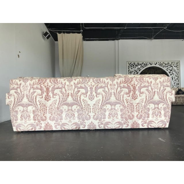 Custom Fortuny Sofa, Two Available For Sale - Image 9 of 13