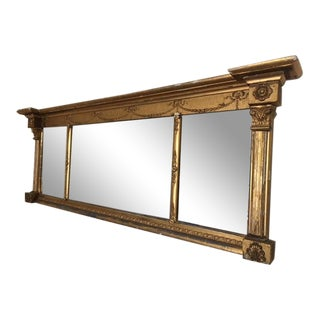 19th Century Federal Gilt Mirror