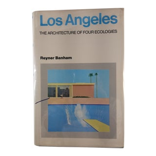 Los Angeles: The Architecture of Four Ecologies (The Architect and Society) Book For Sale