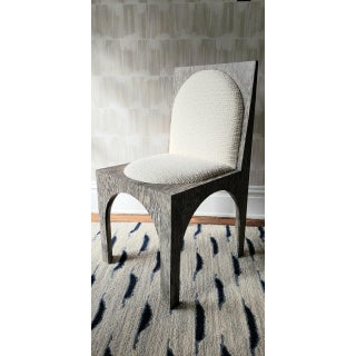 Ej Victor La Designer Roxbury Custom Wenge Wood Chair Preview