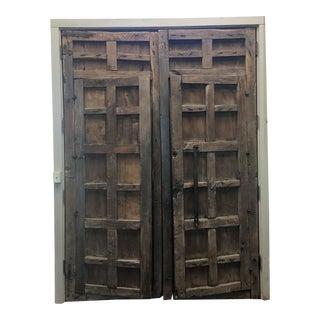 Mexican Hacienda Rustic Doors