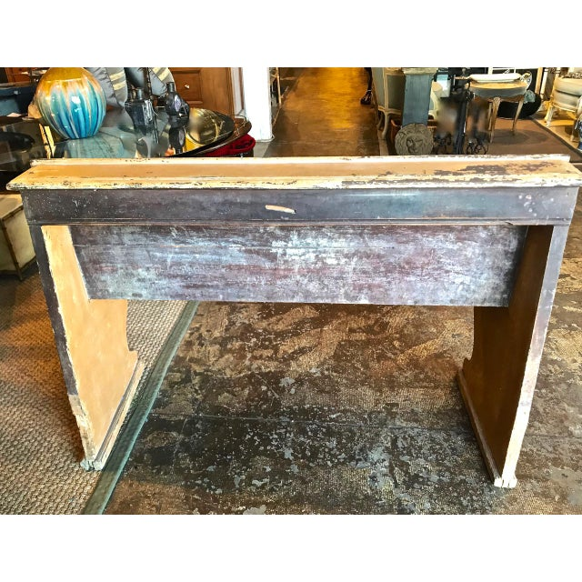 Late 18th Century Italian Tuscan Bench For Sale - Image 4 of 9