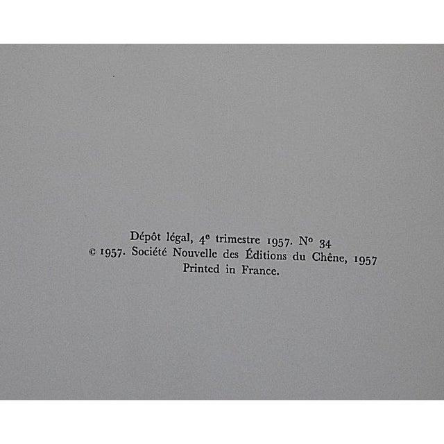 Vintage Surrealist Lithograph-Salvador Dali-France-1957 For Sale - Image 5 of 6