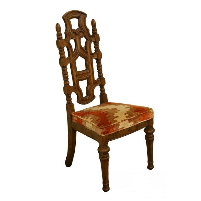 Stanley Furniture Jacobean Style Dining / Side Chair For Sale - Image 13 of 13