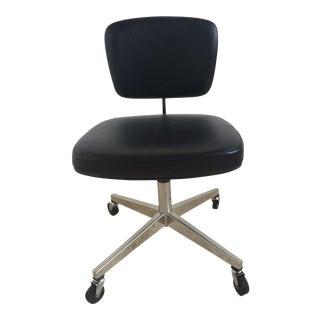 Knoll Black Secretary Chair