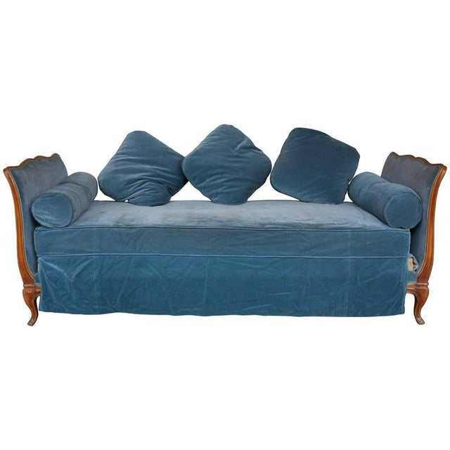 French Louis XV Style Daybed - Image 9 of 9
