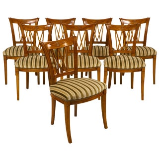 French Antique Directoire Style Chairs