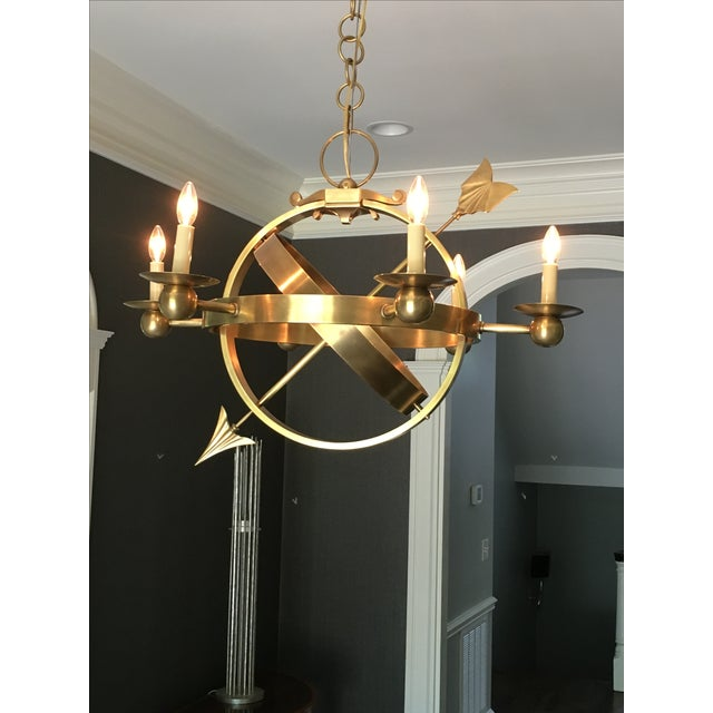Armillary sphere light fixture light fixtures armillary sphere chandelier designs mozeypictures Images