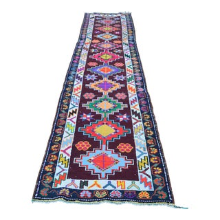 Colorful Floral Area Hallway Runner Rug - 2′9″ × 13′