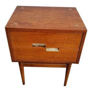 Merton Gershun for American of Martinsville Nightstand