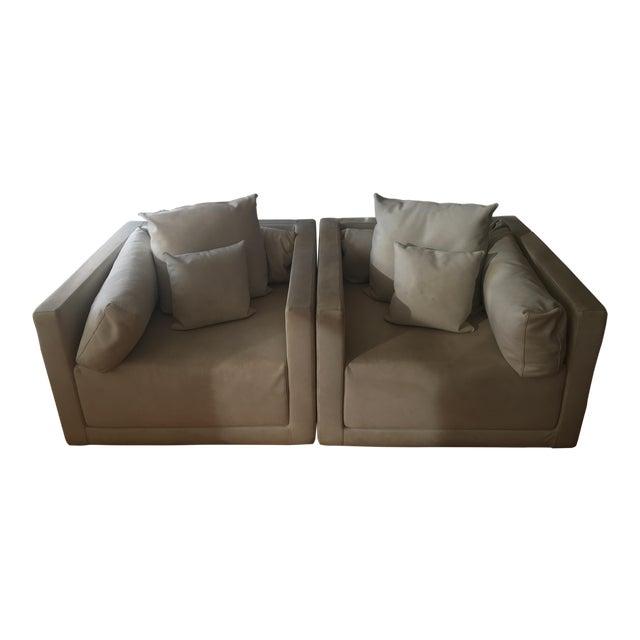 Armani Casa Sydney Chairs - a Pair For Sale