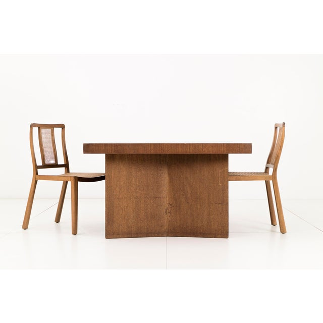 Frank Lloyd Wright Partners Desk For Sale - Image 5 of 7