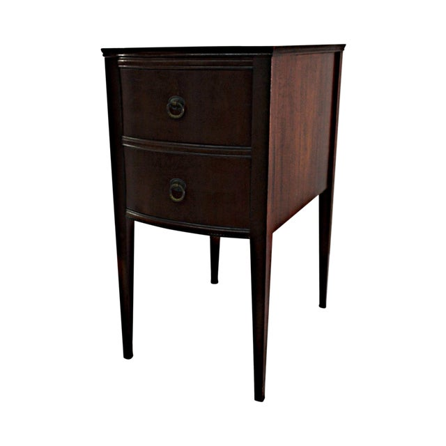 Antique Flint & Horner Nightstand - Image 1 of 8
