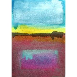 Rothko Surprise #76 Miniature Original For Sale