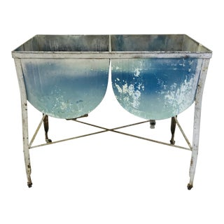 Antique Industrial Sink