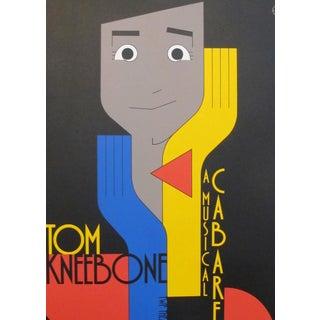 1980s Original Canadian Poster - Tom Kneebone For Sale