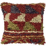 """Image of Rug & Relic Carpet Pillow   16"""" For Sale"""