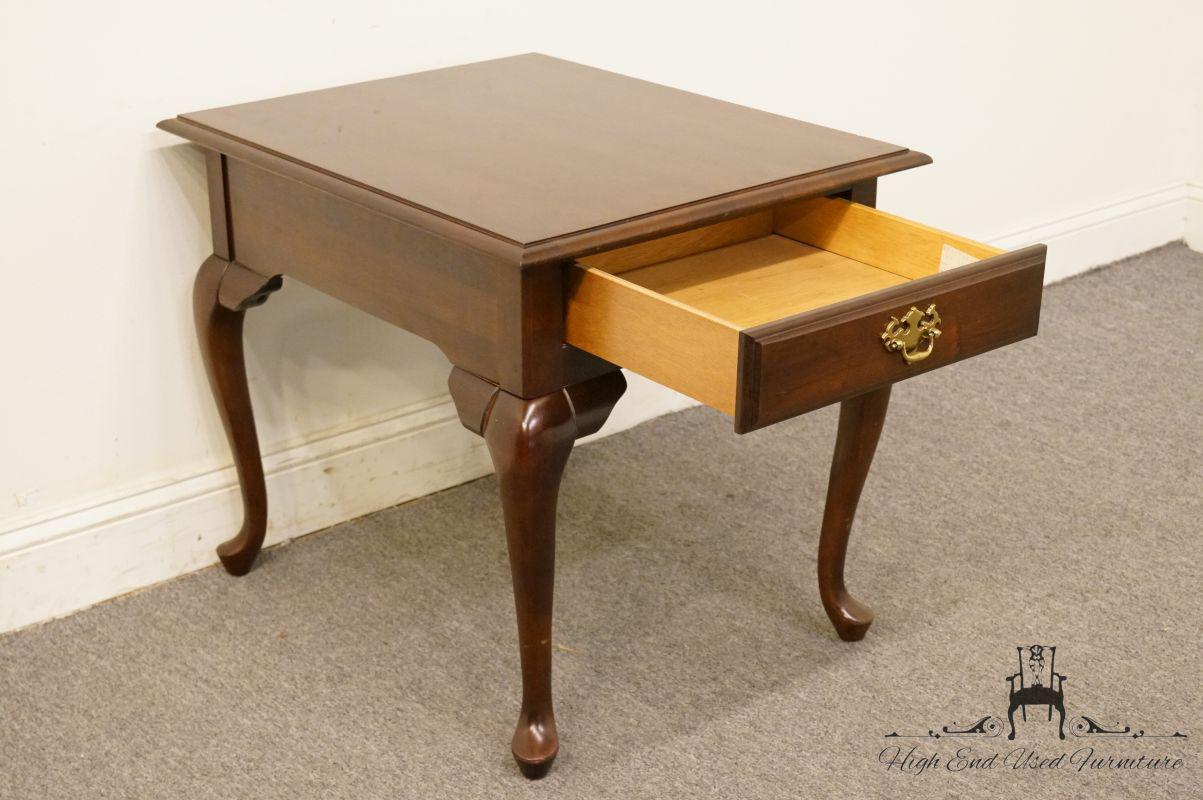 Kincaid Furniture Cherry Mountain Iii Solid Cherry End Accent Table