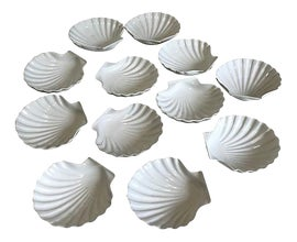 Image of Porcelain Serving Dishes and Pieces
