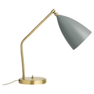 Blue Grossman Grasshopper Table Lamp - Retail $499