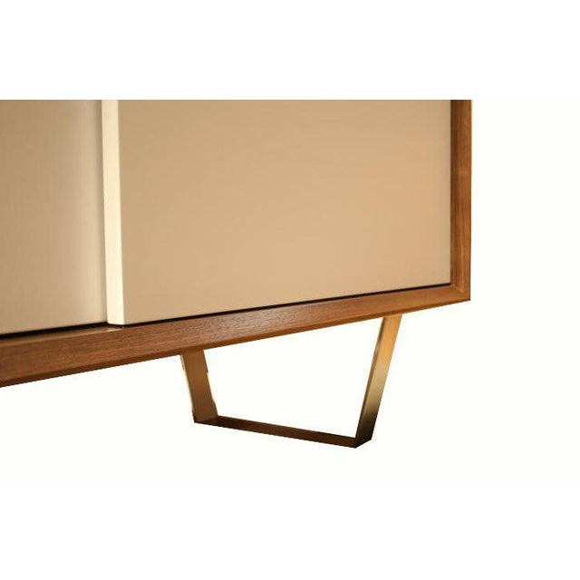 Customizable Yoon Sliding Door Console For Sale - Image 4 of 10