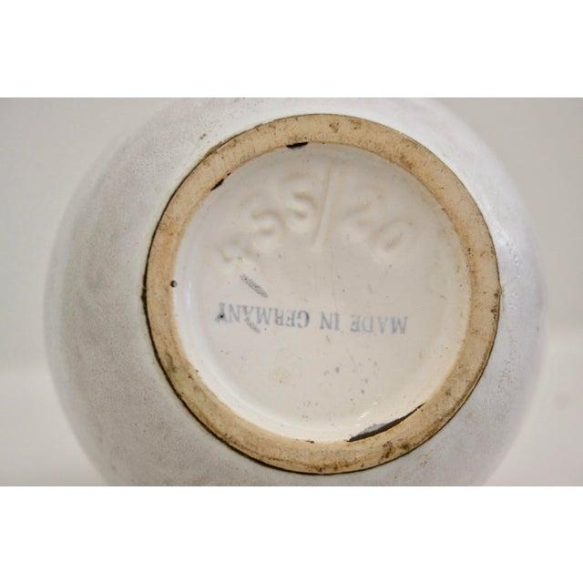 Lava Glaze Pottery Vase from Germany - Image 10 of 11