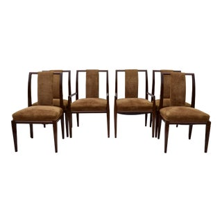 Tommi Parzinger Dining Chairs Set of Six