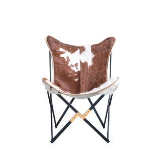Foldable Butterfly Chair For Sale