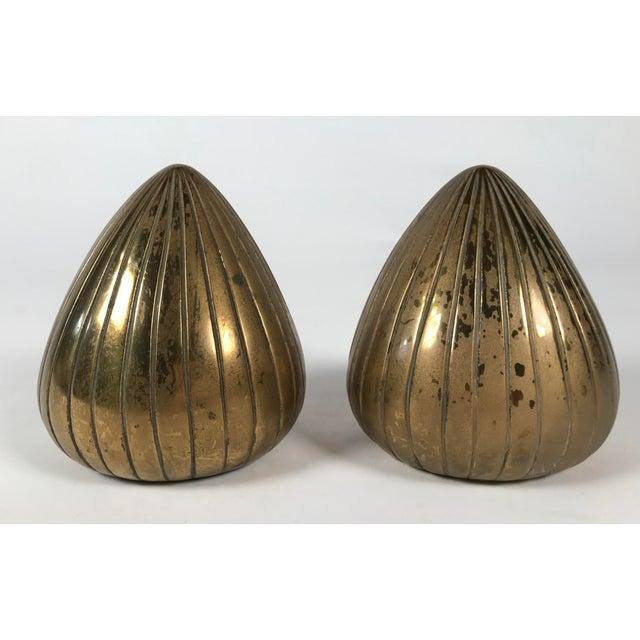 Mid 20th Century Mid Century Modern Ben Seibel Bookends, Pair For Sale - Image 5 of 5