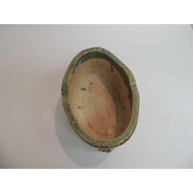 Vintage Chinese Ceramic Planter - Image 3 of 5