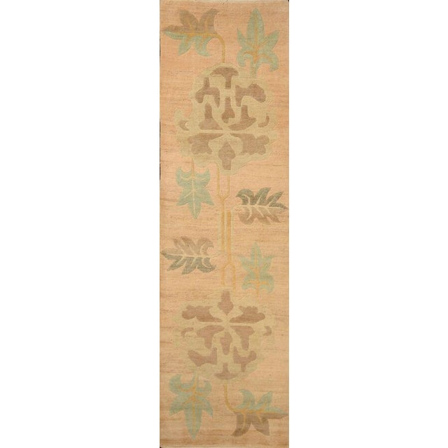 Serene Geometric Runner Rug - 3' X 11' - Image 6 of 6