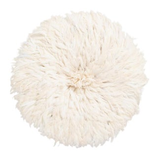 Extra Large White JuJu Hat For Sale