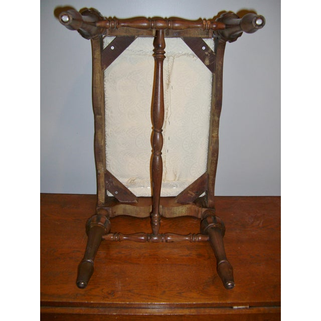 Magnificent 1920S Vintage Vanity Stool Gamerscity Chair Design For Home Gamerscityorg