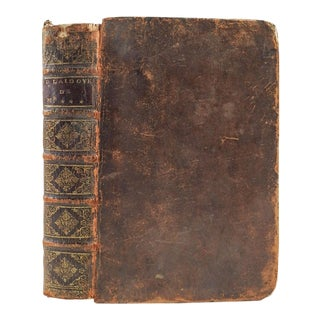 1696 French Royal Scandal Divorce Legal Book For Sale
