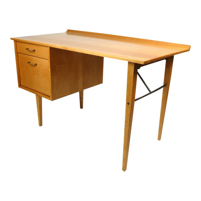 Early Milo Baughman Desk For Sale