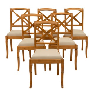 Restauration Antique Dining Chairs For Sale
