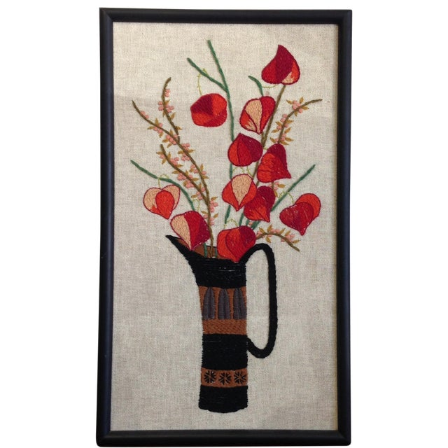 Flowers in a Vase Wall Art - Image 1 of 7
