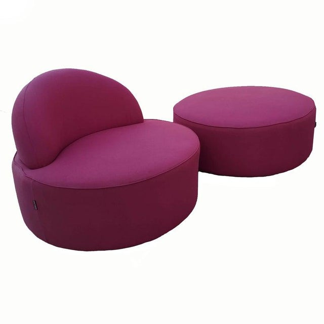 1970s Vladimir Kagan Sectional Sofa by Roche Bobois Vintage - Four Piece Living Room Set For Sale - Image 5 of 13