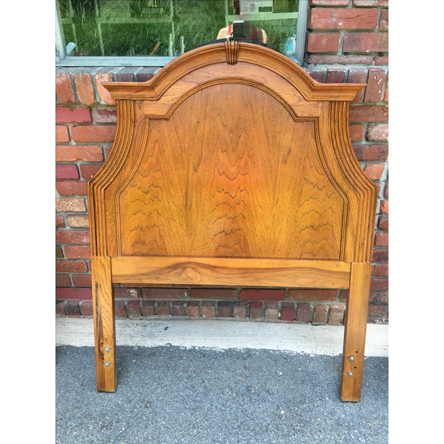Lexington Twin Headboards - A Pair - Image 4 of 10
