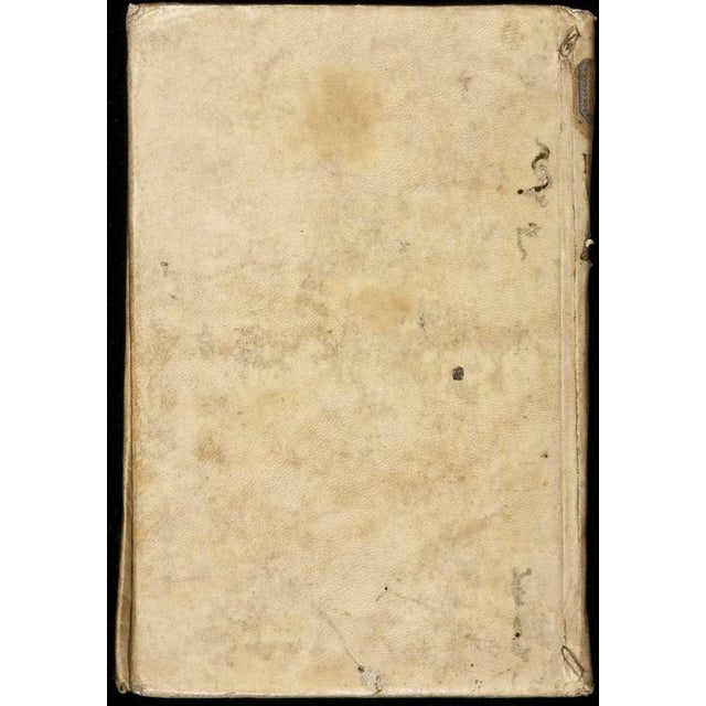 Traditional 1520s Antique Vellum Book, Herodian's Roman History For Sale - Image 3 of 4