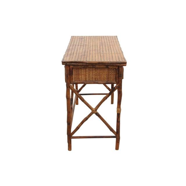 Split Bamboo Desk - Image 3 of 6