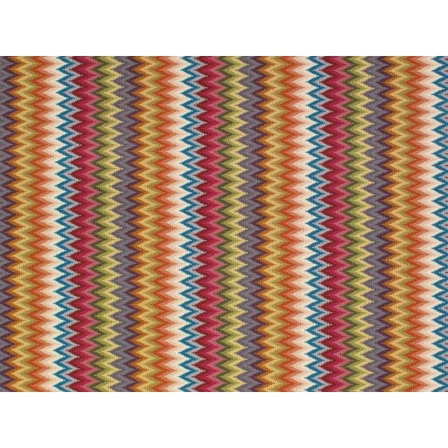 Stark Studio Rugs Stark Studio Rugs 100% Wool Rug Baci - Multi 13′ × 18′ For Sale - Image 4 of 4