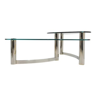 Pace Collection Two-Tier Coffee Table For Sale