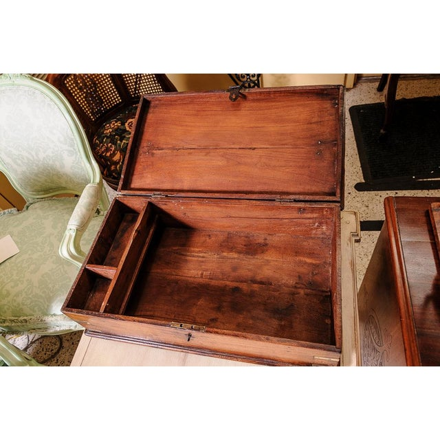Oak box For Sale - Image 4 of 8