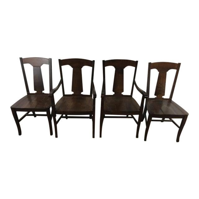 Pottery Barn Dining Chairs - Set of 4 For Sale