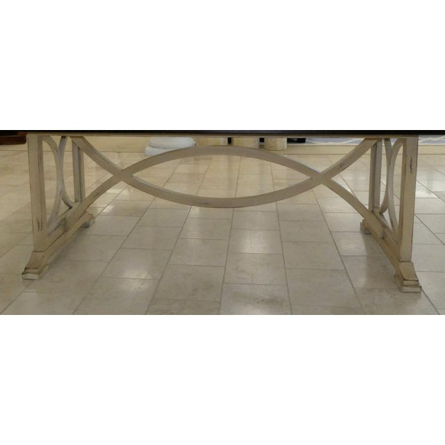 Habersham Tribeca Dining Table For Sale - Image 4 of 13