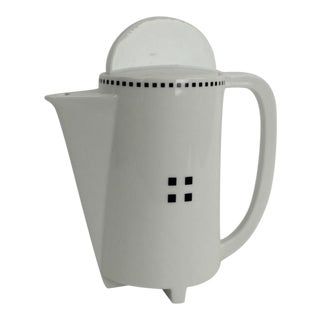 Swid Powell Gwathmey Siegel Tea Coffee Pot For Sale