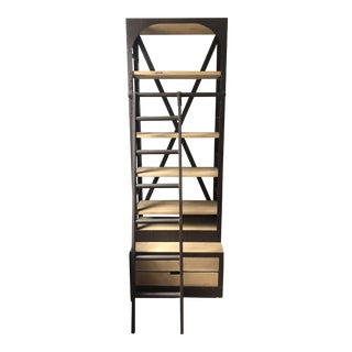 Restoration Hardware 1950s Dutch Shipyard Single Shelving