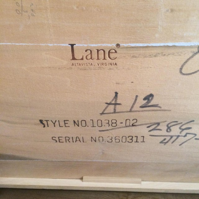 Mid-Century Lane End Tables - A Pair - Image 9 of 9