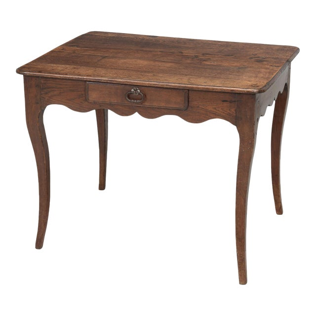 French Louis XV Style Ladies Writing Desk For Sale